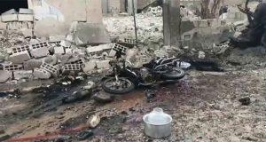 Mueren ocho personas tras explosión de coche bomba en Siria