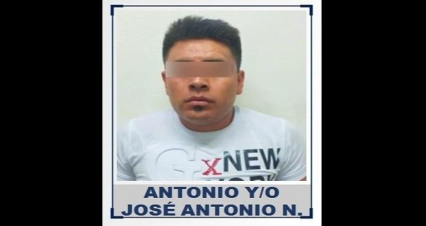 Aprehenden a sujeto por secuestrar a taxista en Acatzingo