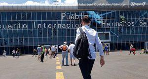 De enero a octubre, flujo de extranjeros en aeropuerto de Puebla baja 40%