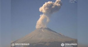 Restricción de acceso de 12 km en torno al Popocatépetl, reitera PC