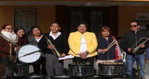 """Acciones en educación y salud dejan """"huella"""" en San Andrés Cholula"""