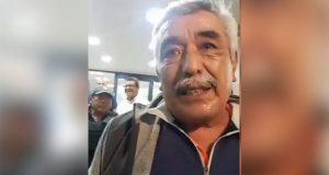 Liberan a don Ramón, el adulto mayor que disparó a un delincuente