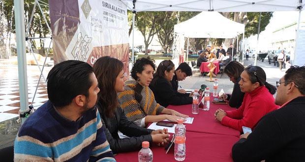 En martes ciudadano, piden obras de agua en 2 municipios y asesorías
