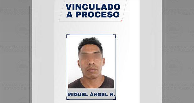 Lo vinculan a proceso por intento de feminicidio en Puebla capital