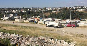 """Por """"negligencia"""" de Comuna, no hay agua en colonia Tlanasse, señalan"""