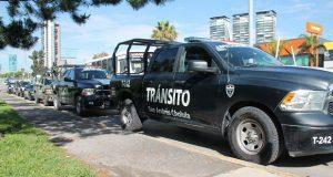 Ssptm de San Andrés Cholula garantiza pago de aguinaldo a policías