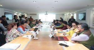 Aprueban en comisión Ley de Egresos de Puebla por 95 mil 16 mdp