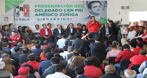 No hay fecha para renovación del PRI en Puebla; primero, análisis