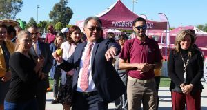 Llega a Puebla la caravana del programa federal Probeis