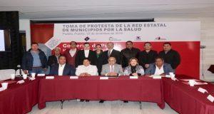 Karina Pérez, nueva vicepresidenta de red de municipios por la salud