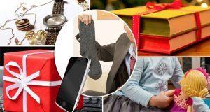 Estos son los 5 productos más regalados en Navidad