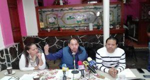Regidores del PAN piden atender seguridad y controlar ambulantaje