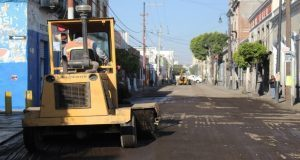 Ayuntamiento invierte 7 mdp para rehabilitar calles del Centro