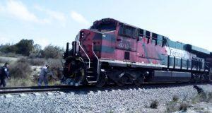 De julio a septiembre, baja 23% robo a trenes en Puebla; van 276 en 9 meses