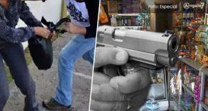 En Puebla, suben robos a transeúnte 60.5% y, a negocios en 14%: Sesnsp