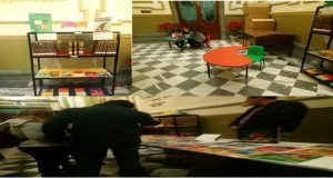 ¿Quieres leer? Hay sala de lectura en el Palacio Municipal de Puebla