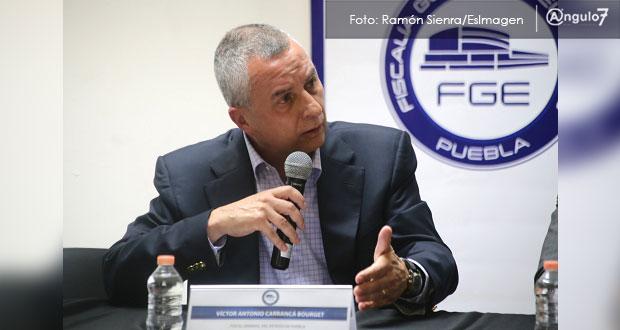 Carrancá debe ser investigado por actuar contra la 28 de Octubre: Simitrio