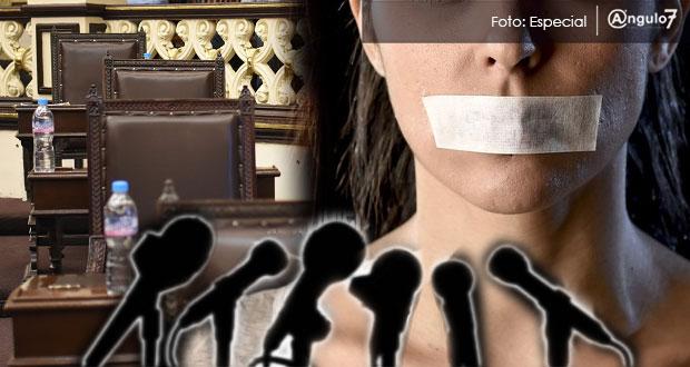 Puebla y Guerrero carecen de leyes que contemplen violencia política de género