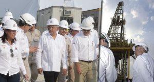 Corroboran yacimiento con 500 millones de barriles de crudo en Tabasco