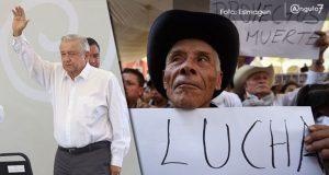 Sí estará AMLO en Pahuatlán; pobladores le pedirán cancelar gasoducto
