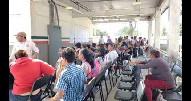 Acceso de migrantes por frontera sur, sólo ordenado y regular: INM