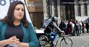 """Afirma Rivera que no reinstalará a extrabajadores; """"perdieron confianza"""""""