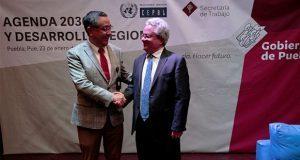 Plan Estatal, alineado con objetivos de la agenda de la ONU: Cuéllar