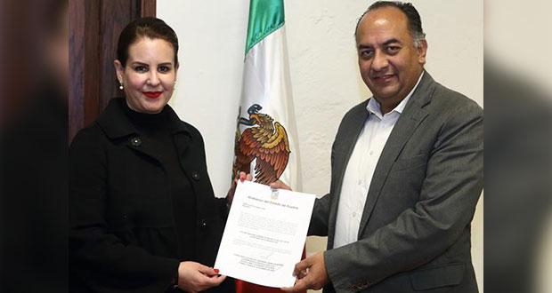 Lucía Mayoral suple a Orlando Flores en Protección Civil estatal