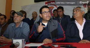 Antorcha impugnará ante el TEEP fallo del IEE y se manifestará en Casa Aguayo