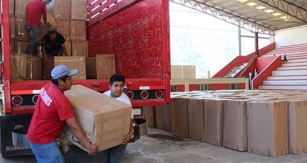 Antorcha realiza jornada de atención ciudadana en Chiautzingo