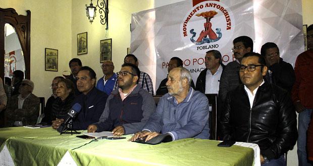 Antorcha no descarta alianza con el PRI después de 2021