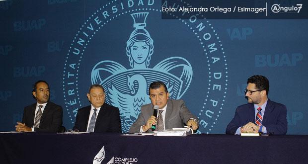 BUAP se resiste a ser auditado y se amparará; Esparza no se reunirá con Romero