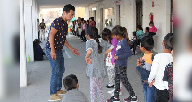 Inicia Ballet Infantil en Ocoyucan para niños de 6 a 12 años