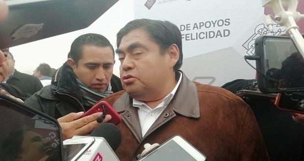 Por posible ajuste de cuentas, cuerpos encajuelados en Cuautlancingo: Barbosa