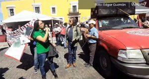 En Casa Aguayo, Suntuap pide a Barbosa intervenir para darles toma de nota