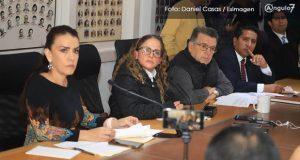 Congreso lamenta la falta de disposición de Esparza a transparentar cuentas