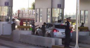 Con GN, se evitará toma de casetas en Puebla para pedir cooperación.