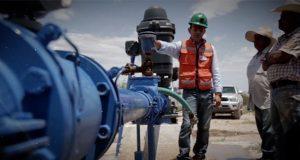 Conagua y minera Peñasquito acuerdan recuperar acuífero Cedros