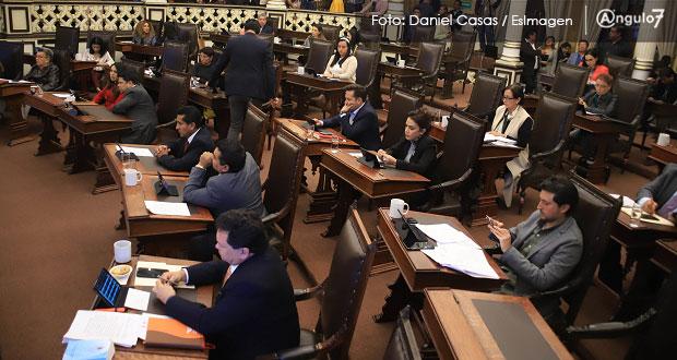 Congreso acepta renuncia de Carrancá a la FGE y emitirá convocatoria