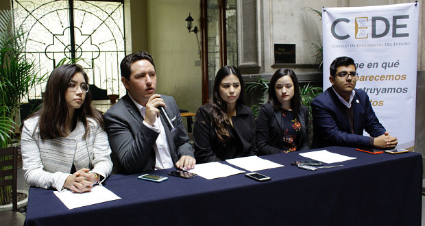 Universitarios exigen que nuevo fiscal tenga perfil ciudadano
