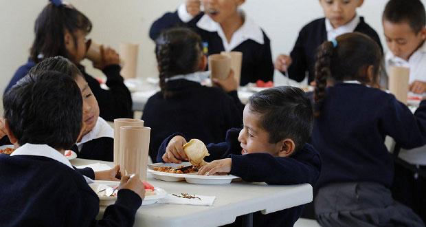 DIF municipal pone en marcha 3 desayunadores escolares