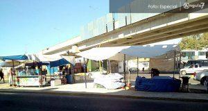 Denuncian ambulantaje desmedido y robos frecuentes en Amalucan y la Rivera