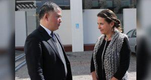 Empresarios chinos evalúan invertir en proyectos para Puebla