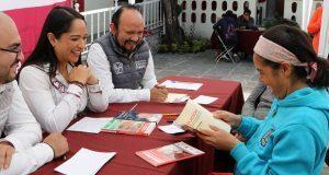 Escucha gobierno a 4 mil 810 poblanos; Barbosa, a 86