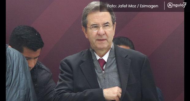 Con 100 trabajadores y en sede alterna, operará la SEP en Puebla: Moctezuma