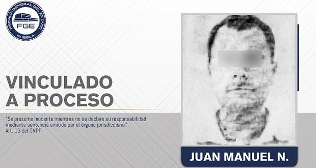Vinculan a proceso a hombre por abuso sexual de estudian en San Martín