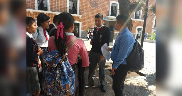 Fnerrr alista pliego petitorio para que Atlixco apoye a escuelas