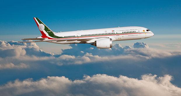 Avión presidencial volverá a México y seguirá en venta por 130 mdd: AMLO