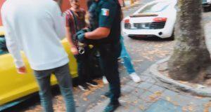 """Investigan a policías de Puebla por arresto """"fake"""" de Youtuber"""