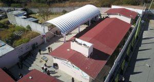 Invierte Comuna 503 mil pesos para mejorar bachillerato Jean Piaget